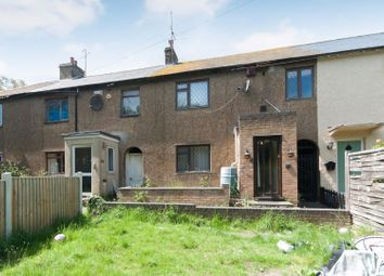 Thumbnail 2 bed terraced house for sale in Railway Terrace, Cliftonville, Margate