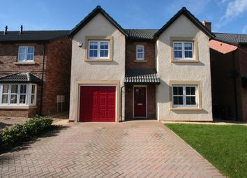 Thumbnail 4 bed detached house for sale in Jocelyn Way, Acklam Woods, Middlesbrough