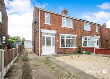 Thumbnail 3 bed semi-detached house for sale in Lister Road, Scunthorpe, Lincolnshire