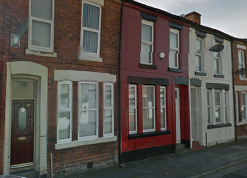 Thumbnail 3 bed terraced house to rent in Claude Road, Anfield, Liverpool