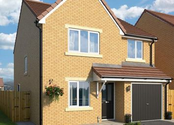 "Thumbnail 4 bed property for sale in ""The Ludlow At Metropolitan"" at Berrington Drive, Westerhope, Newcastle Upon Tyne"