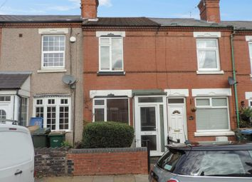 2 bed terraced house to rent in Broomfield Road, Earlsdon, Coventry CV5