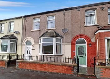 Thumbnail 3 bedroom terraced house for sale in Woodland Terrace, Senghenydd, Caerphilly