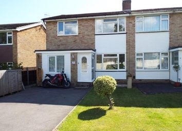 Thumbnail 3 bed semi-detached house for sale in Prochurch Road, Cowplain, Waterlooville