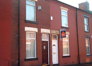 Thumbnail 2 bed terraced house to rent in Stanton Street, Manchester