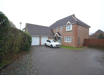 Thumbnail 4 bed property for sale in Culverin Close, Thorpe St. Andrew, Norwich