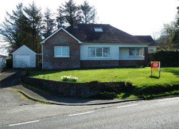 Thumbnail 4 bed detached bungalow for sale in Clogfryn, Aberaeron