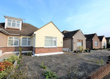 Thumbnail 2 bedroom semi-detached bungalow for sale in Purland Close, Dagenham