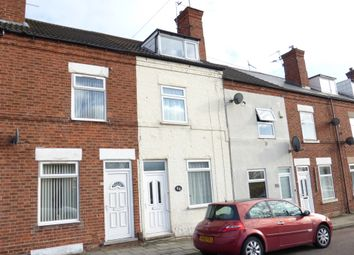 Thumbnail 2 bed terraced house for sale in Beardall Street, Hucknall, Nottingham