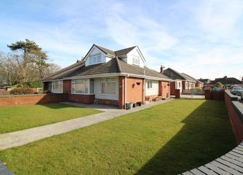 Thumbnail 3 bed bungalow for sale in Trunnah Road, Thornton-Cleveleys