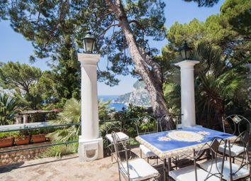Thumbnail 4 bed town house for sale in Via Tragara, 80073 Capri Na, Italy