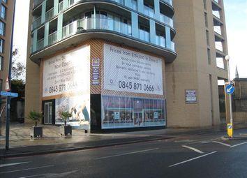 Thumbnail Retail premises to let in Unit A Renaissance, Loampit Vale, London