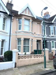 Thumbnail 4 bed terraced house to rent in Rutland Road, Hove, East Sussex