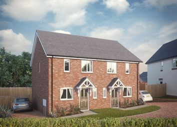 Thumbnail 1 bed semi-detached house for sale in Shrewsbury Road, Bomere Heath