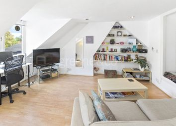 Thumbnail 1 bed flat for sale in Hillfield Road, West Hampstead, London
