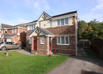Thumbnail 3 bed semi-detached house for sale in John Hibbard Avenue, Woodhouse, Sheffield