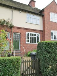Thumbnail 2 bed terraced house to rent in The Circle, Harborne, Birmingham