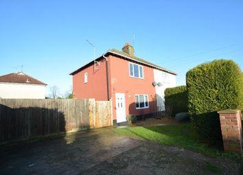 2 bed semi-detached house for sale in Orton Avenue, Woodston, Peterborough PE2
