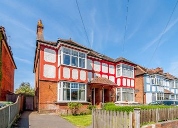 Thumbnail 5 bed semi-detached house for sale in Stoke Road, Guildford