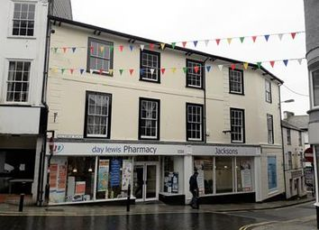 Thumbnail Commercial property for sale in 1-3, Victoria Place, St Austell, Cornwall