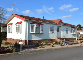 Thumbnail 3 bed detached bungalow for sale in Willowbrook Park, Lancing, West Sussex