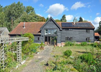 Thumbnail 6 bed barn conversion for sale in Low Lane, Creeting St. Mary, Ipswich