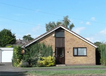 Thumbnail 3 bed detached bungalow for sale in Woodway Road, Lutterworth