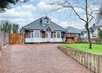 Finstall Road, Finstall, Bromsgrove B60. 3 bed detached bungalow for sale