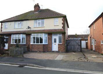 Thumbnail 3 bedroom semi-detached house to rent in Riverdale Road, Beeston, Nottingham
