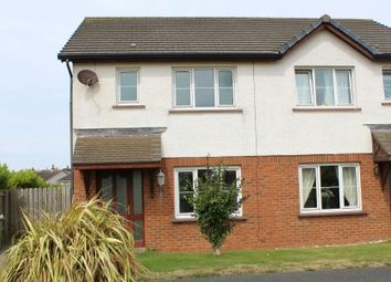 Thumbnail 3 bed property for sale in Ballatessan Meadows, Peel, Isle Of Man