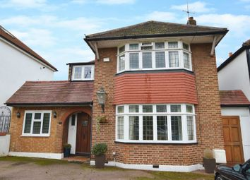 Thumbnail 4 bed detached house for sale in St. Thomas Drive, Pinner