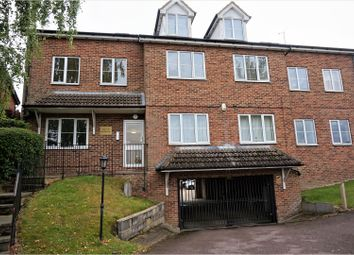 Thumbnail 2 bed flat for sale in Half Moon Place, Dunstable