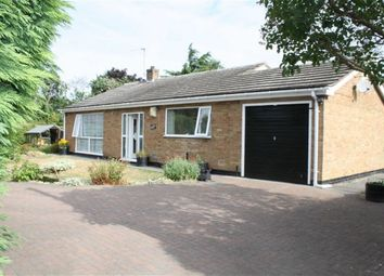 Thumbnail 3 bed detached bungalow for sale in Dominion Road, Glenfield, Leicester