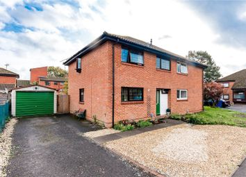 Thumbnail 3 bed semi-detached house for sale in Bruntile Close, Farnborough