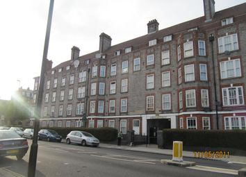 Thumbnail 3 bed flat to rent in Queens Crescent, London