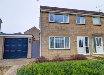 Thumbnail 3 bed semi-detached house for sale in Conygar Road, Tetbury