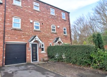 Thumbnail 4 bed terraced house for sale in Nettlecroft, Barnsley