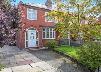 Thumbnail 3 bed semi-detached house for sale in Parker Avenue, Hartford, Northwich