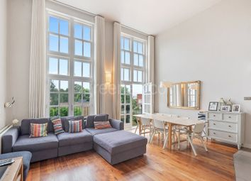 Thumbnail 3 bed flat for sale in Linstead Street, West Hampstead, London