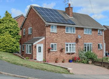 Thumbnail 3 bed semi-detached house for sale in Auxerre Avenue, Redditch