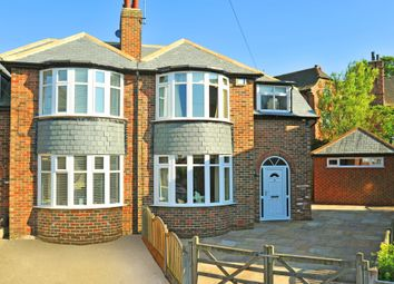 Thumbnail 4 bed semi-detached house for sale in Kingsway Drive, Harrogate