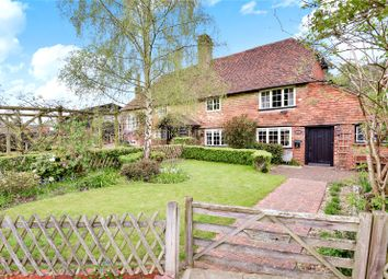 Thumbnail 2 bed semi-detached house for sale in Bell Road, Haslemere, Surrey