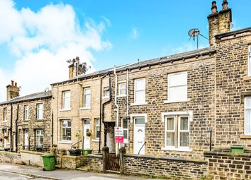 Thumbnail 3 bed terraced house for sale in Crosland Street, Crosland Moor, Huddersfield