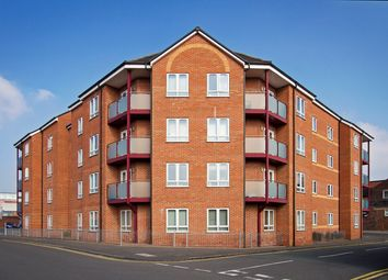 Thumbnail 2 bedroom flat to rent in Hassell Street, Newcastle Under Lyme