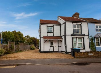 Thumbnail 6 bed semi-detached house for sale in Hummer Road, Egham, Surrey