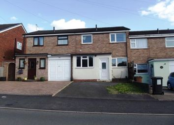3 bed terraced house for sale in Queen Street, Chasetown, Burntwood WS7