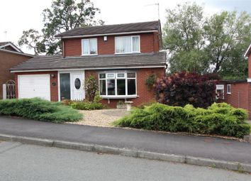 Thumbnail 3 bed detached house for sale in Perry Road, Gobowen, Oswestry