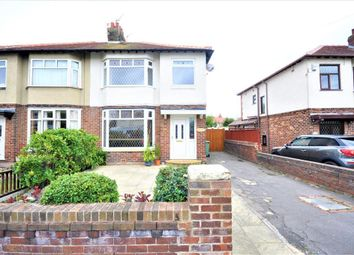 Thumbnail 3 bed semi-detached house for sale in Dawson Road, St Annes, Lytham St Annes, Lancashire