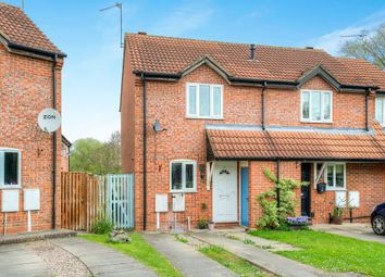 Thumbnail 2 bed semi-detached house for sale in Charlecote Gardens, Sydenham, Leamington Spa