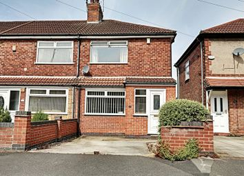 Thumbnail 3 bed terraced house for sale in Harewood Avenue, Hull
